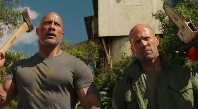 'Hobbs and Shaw' Is a Fun Action Movie