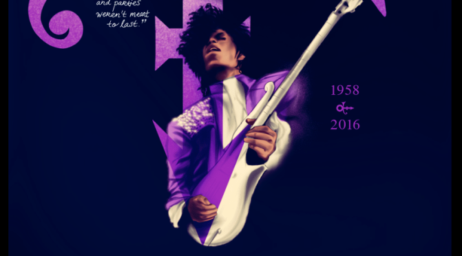 My Sister's Tribute to the One and Only Prince