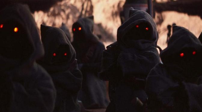 'The Mandalorian' Gave Us Jawas!