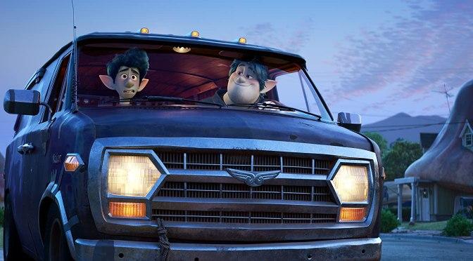 'Onward' Is a Boring Disney/Pixar Movie