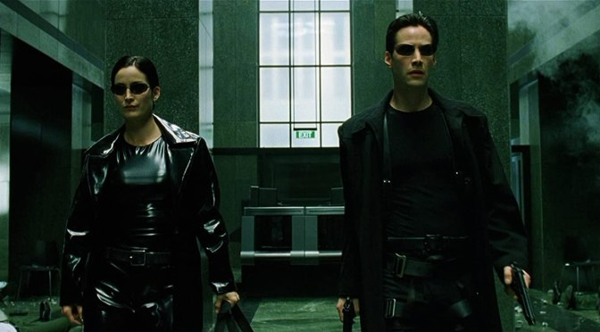 Watching 'The Matrix' For the First Time