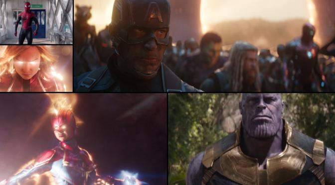 My Top 20 Favorite Scenes in the Marvel Cinematic Universe: Part 4