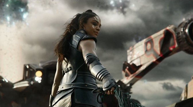 My Next Two Fanfiction Stories Will Feature Valkyrie