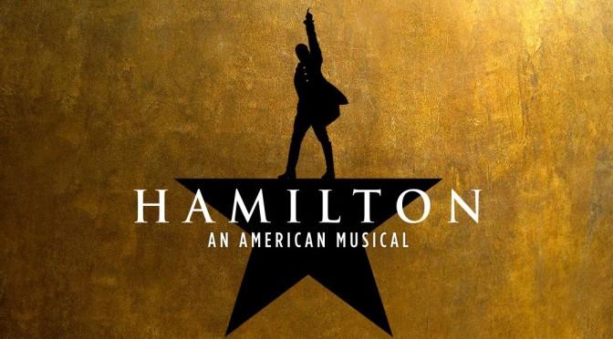 Hamilton Is Coming to Disney+