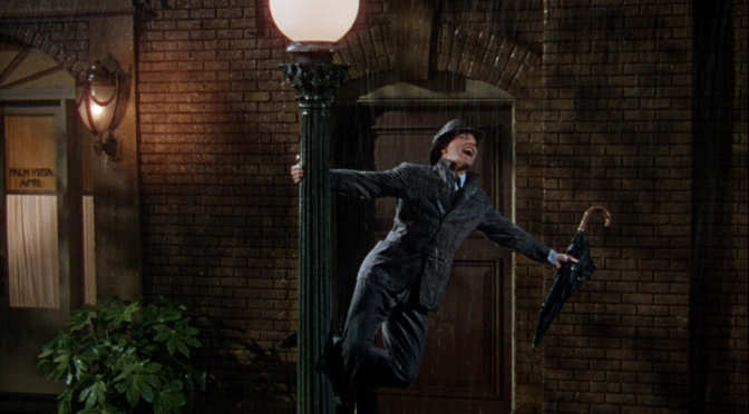 'Singing' In the Rain' Is a Fun Musical