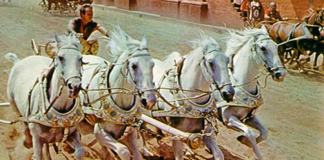'Ben-Hur': A Powerful Epic That Swept Me Away