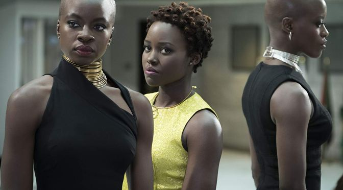 That Marvelous Costume: 'Black Panther'