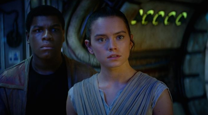A Cool Concept: Rey and Finn as Jedi Knights