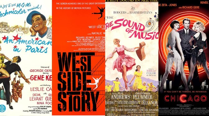 What's Your Favorite Best-Picture Winning Musical?