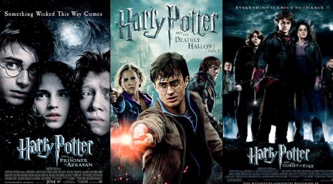 My Ranking of the 'Harry Potter' Movies (Updated)