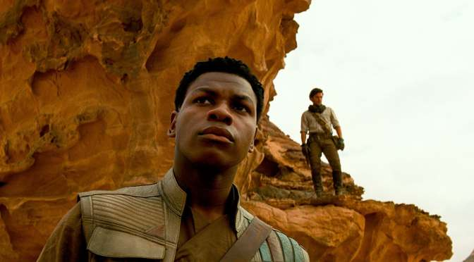 The Reason Why Finn's Story Lost Steam in 'The Rise of Skywalker'
