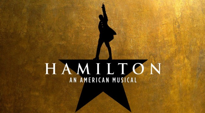 I'm So Excited for 'Hamilton'!