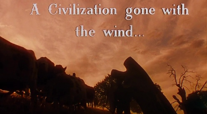 I Tried to Watch 'Gone With the Wind' But I Couldn't Do It