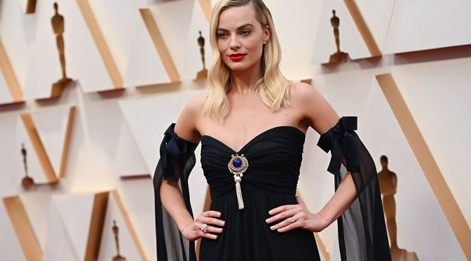 Margot Robbie Will Play the New Lead in an Upcoming 'Pirates of the Caribbean' Reboot