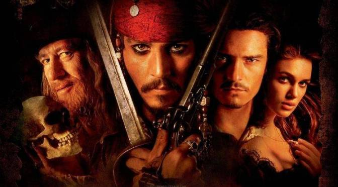 Movie Review Flashback: 'Pirates of the Caribbean: The Curse of the Black Pearl' Is Fun, Fun, Fun!