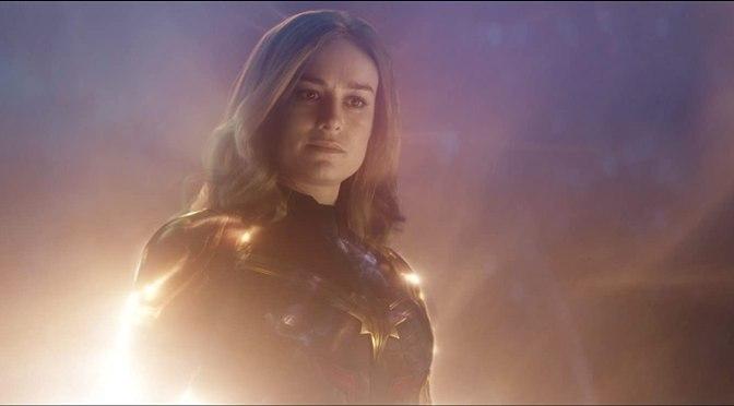 Captain Marvel Appreciation Post