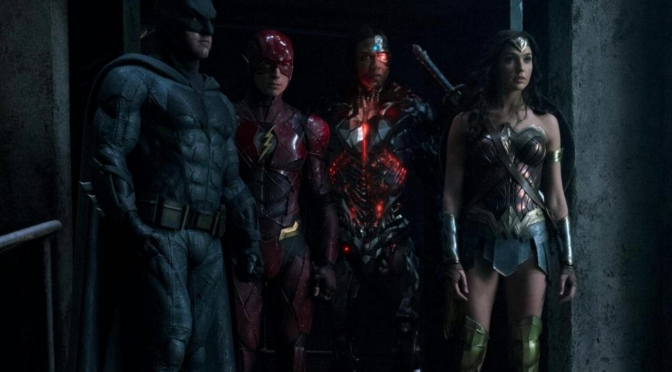 The Five Reasons Why 'Justice League' Is SOOO Terrible