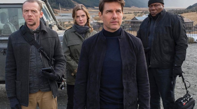 'Mission: Impossible 7' Starts Production in the UK