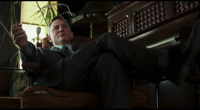 A Movie Ranking: Daniel Craig