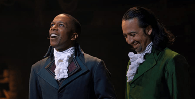 My Top Three Favorite Characters in 'Hamilton'