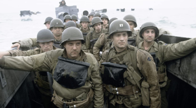 'Saving Private Ryan': The Best War Film of All Time?