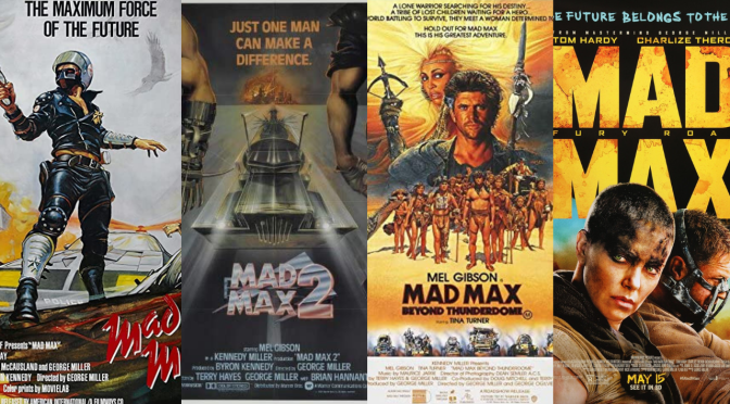 Ranking the 'Mad Max' Movies