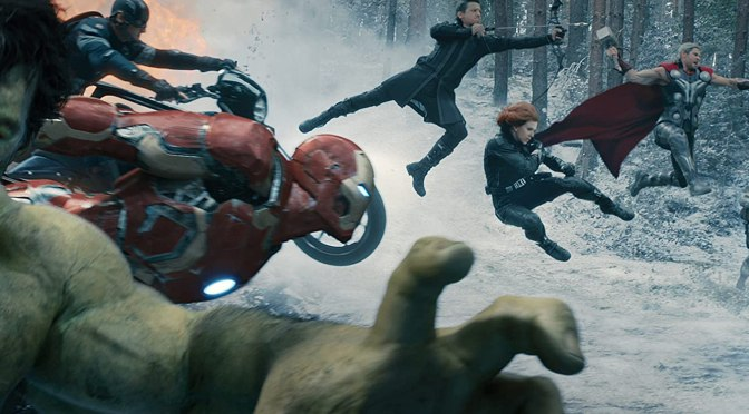 Counting Down My 20 Favorite Trailers: #20-'Avengers: Age of Ultron'