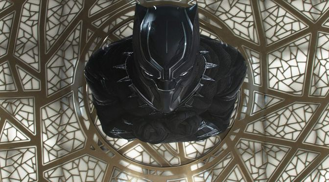 Counting Down My 20 Favorite Trailers: #19-'Black Panther'