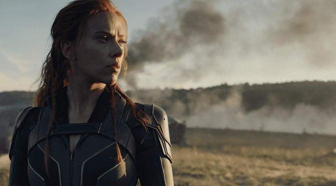 The Latest 'Black Widow' Trailer Has Got Me Pumped!