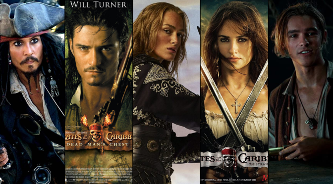 What's Your Favorite 'Pirates of the Caribbean' Movie?