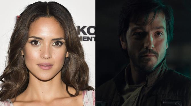 Adria Arjona Will Star in the 'Cassian Andor' Prequel Series