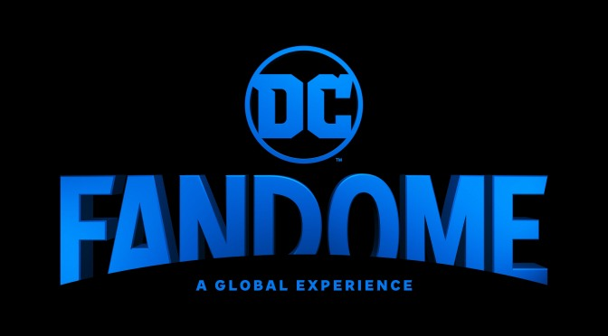 I'm So Excited for DC Fandome!