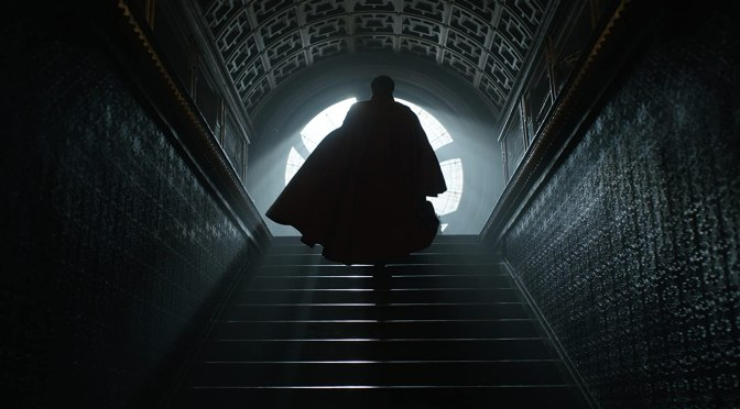 My Excitement for the Future: Doctor Strange