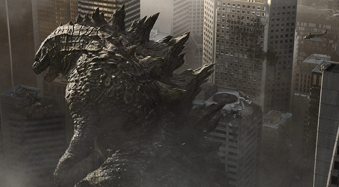 Counting Down My 20 Favorite Trailers: #9-'Godzilla'