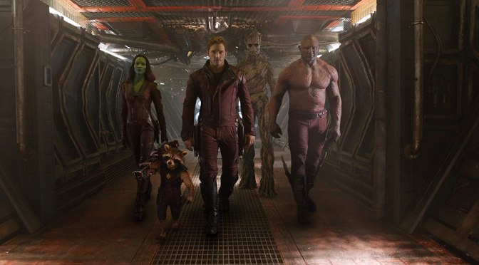 Counting Down my 20 Favorite Trailers: #6: 'Guardians of the Galaxy'