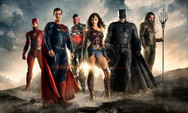 'Justice League' Gets a Face Lift and 'Black Adam' Looks Awesome!