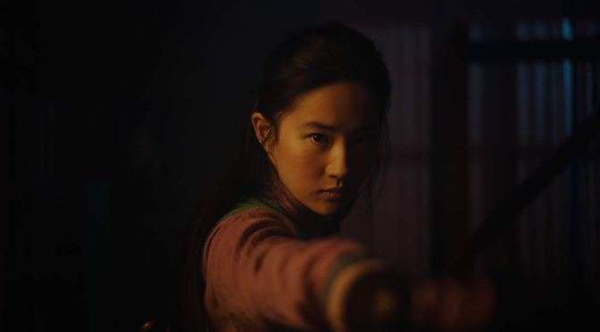 Counting Down My 20 Favorite Trailers: #11-'Mulan'