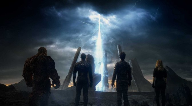 Movie Review Flashback: 'Fantastic Four': More Like a Fantastic Disaster