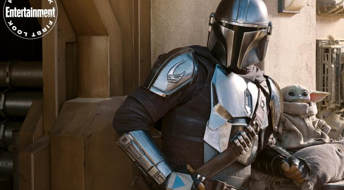 Our First Look at 'The Mandalorian' Season 2
