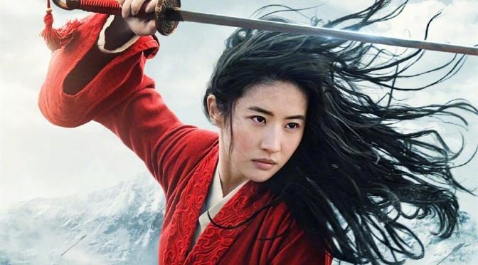 A Nice Reimagining of 'Mulan'