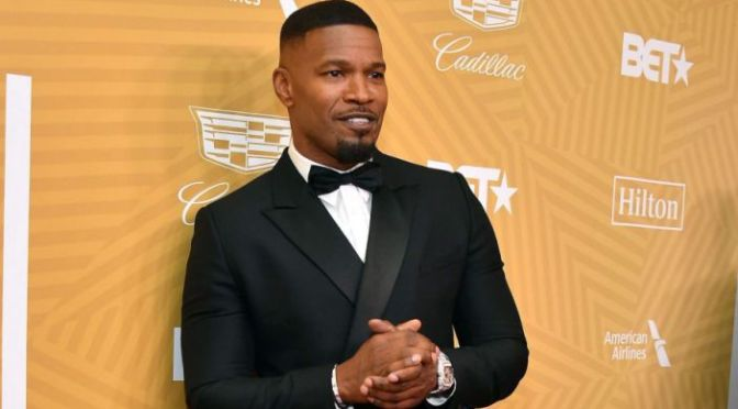 Jamie Foxx Will Be Playing Electro In the Next 'Spider-Man' Movie!