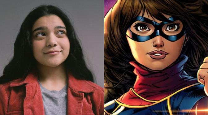 Iman Vellani Is Ms. Marvel