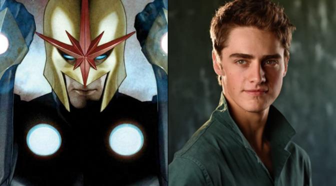 Disney Needs This Guy to Play Richard Rider/Nova in the MCU