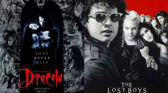 I Watched Two Vampire Movies This Halloween Week!