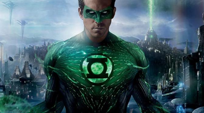 I Tried to Watch 'Green Lantern'…Tried