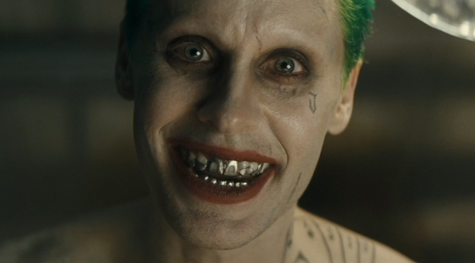 Jared Leto Returns as the Joker in 'Justice League'…Bad Idea