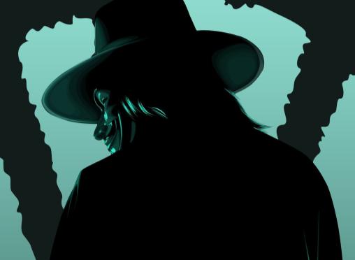 'V for Vendetta': Way More Relevant Than 'Joker'