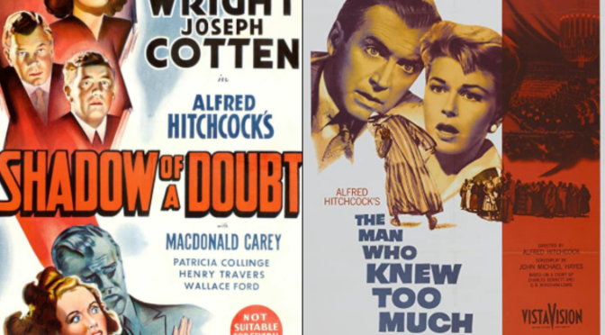 Two More Alfred Hitchcock Movies, Two Similarly Shocked Opinions