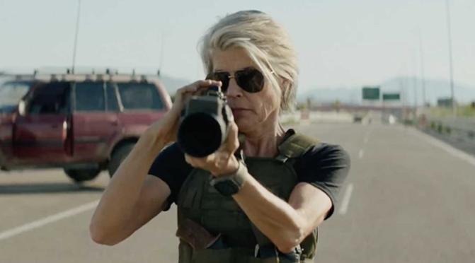 'Terminator: Dark Fate' Is a Travesty