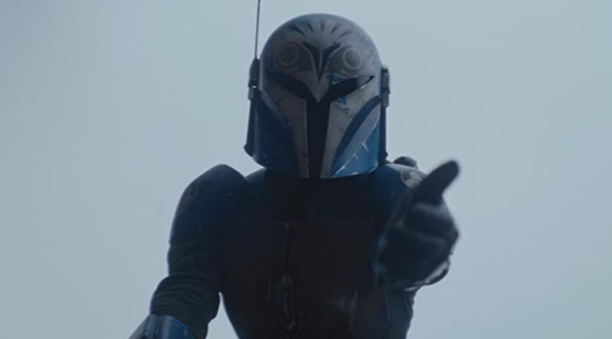 The Finale of 'The Mandalorian' Is Tomorrow And I Can't Handle It!